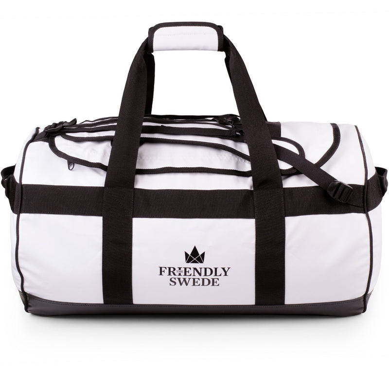 Sandhamn Duffel 60L The Friendly Swede White