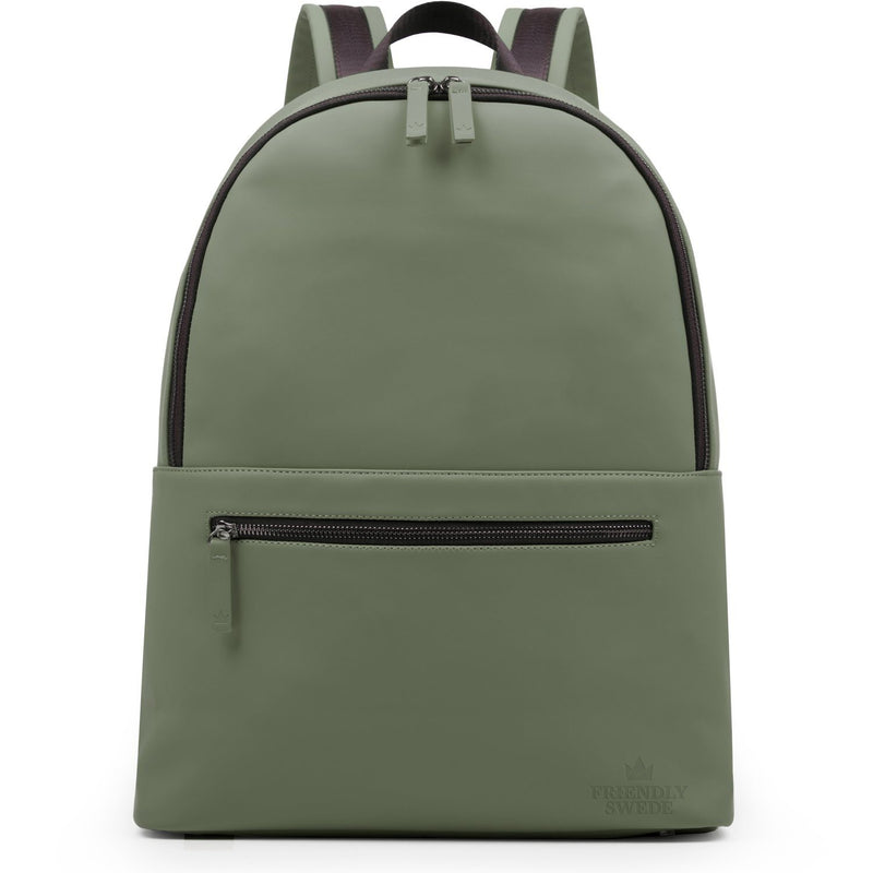 Storvreta Backpack The Friendly Swede Green