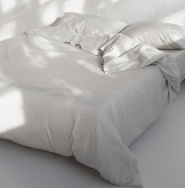 Tuck Bedding The Bed Bundle - Clay
