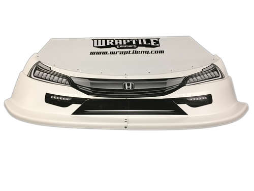 Accord Headlight/Grill Graphic Kit