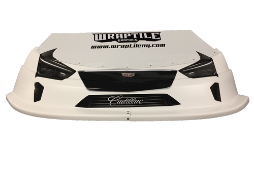 Cadillac Headlight/Grill Graphic Kit