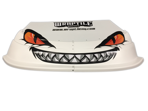Creature Headlight/Grill Graphic Kit