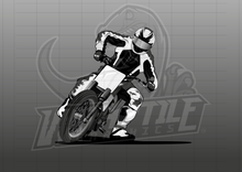 Load image into Gallery viewer, Flat Tracker Illustration 1