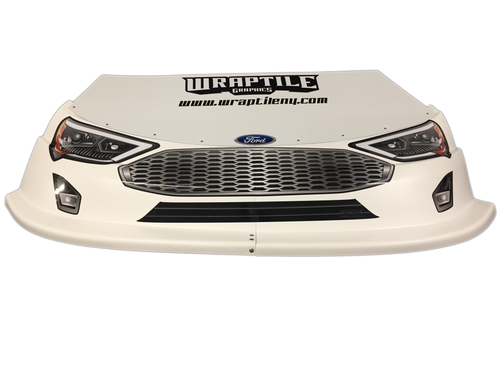 Fusion Headlight/Grill Graphic Kit
