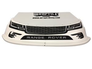Range Rover Headlight/Grill Graphic Kit