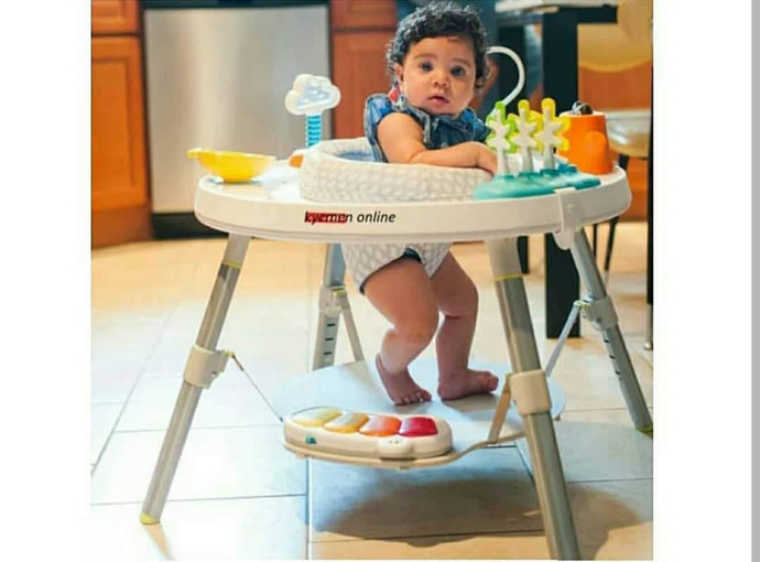 BABY BOUNCER (3 VIEW STAGE ACTIVITY CENTER ) - Kyemen Baby Online