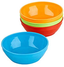 Load image into Gallery viewer, Nuk Cereal Bowls with Lids 4pc