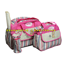 Load image into Gallery viewer, DIAPER BAG (  GANEN 4 IN 1) - Kyemen Baby Online