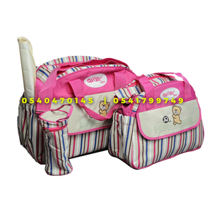 DIAPER BAG (  GANEN 4 IN 1) - Kyemen Baby Online