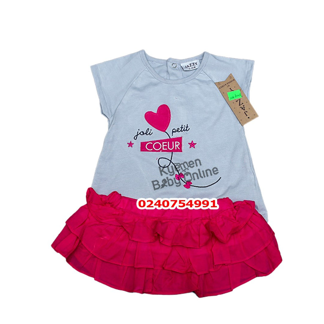 Baby Girl Dress (Joli, Jazzy )