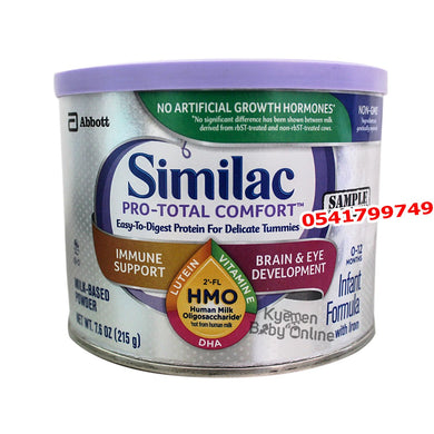 Baby Food (Similac Pro-Total Comfort) 215g - Kyemen Baby Online