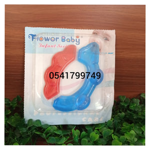 FLOWER BABY TEETHER