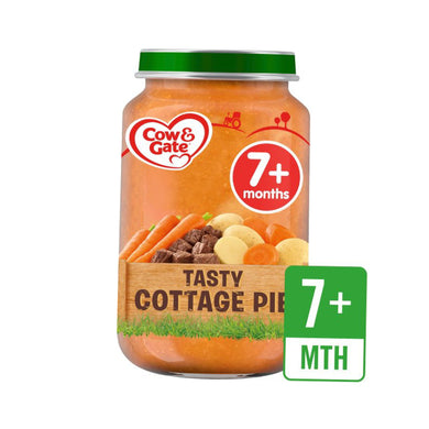 Cow And Gate Tasty Cottage Pie 6pcs - Kyemen Baby Online