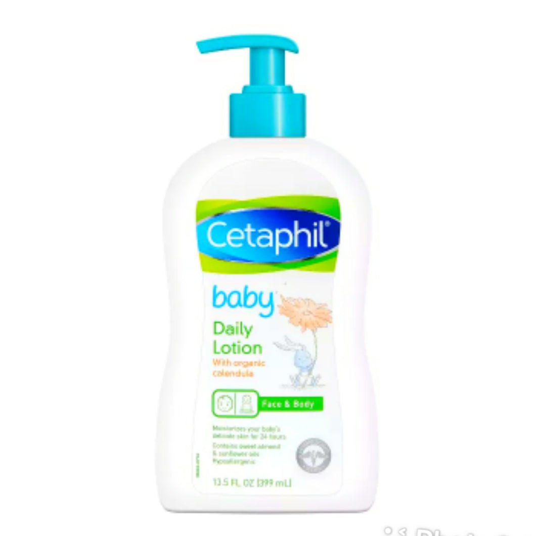Cosmetics (Cetaphil baby Lotion 399ml)