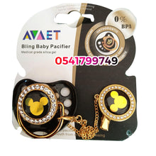 Load image into Gallery viewer, Aveat Bling Baby Pacifier - Kyemen Baby Online