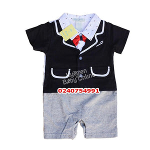 Baby Boy Dress (Arrow, Ohm & Emmy) - Kyemen Baby Online