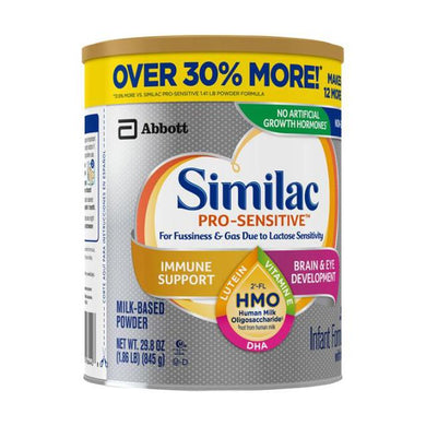 Baby Food (Similac Pro-Sensitive) 989g - Kyemen Baby Online