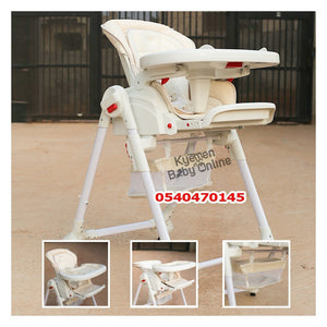 Baby High Chair (C008) - Kyemen Baby Online