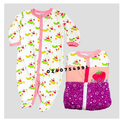 Baby Sleep Suit 3 Pcs (Next Dream) - Kyemen Baby Online