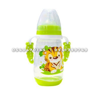 BOTTLE (with Handles  360ML ) - Kyemen Baby Online