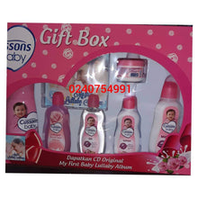 Load image into Gallery viewer, Cosmetic (Cussons Baby Gift Box- Mild and Smooth) - Kyemen Baby Online