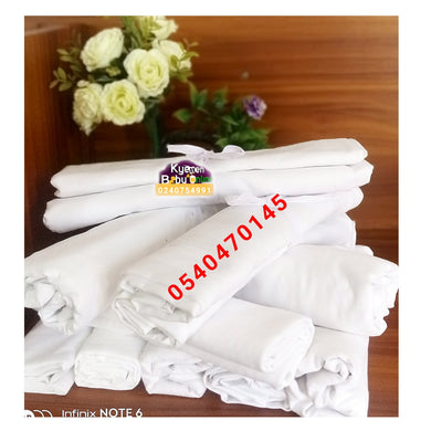 Cot Sheet/ Receiving Cloth/ Backing Cloth - Kyemen Baby Online