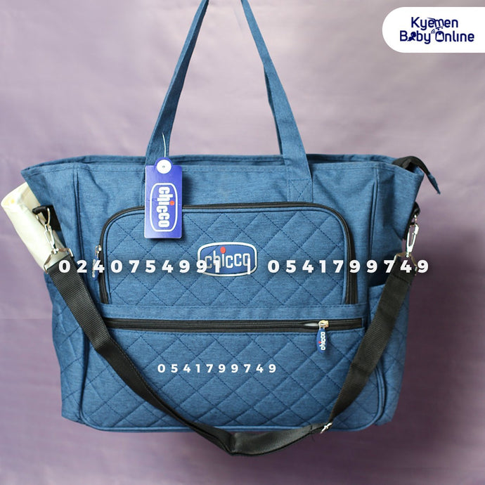 Diaper Bag (Chicco Single Hand Bag) - Kyemen Baby Online