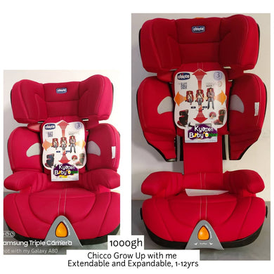 CAR SEAT ( Chicco Oasys 1-12yrs ) - Kyemen Baby Online