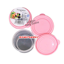 Load image into Gallery viewer, Food Storage bowl/ container (Round ) 3pcs - Kyemen Baby Online