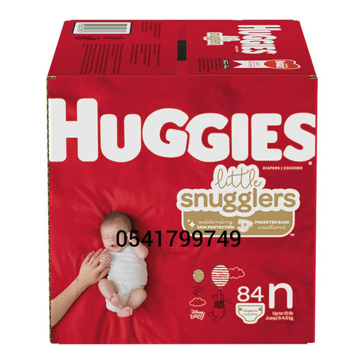 Huggies Little Snugglers (Newborn) - Kyemen Baby Online
