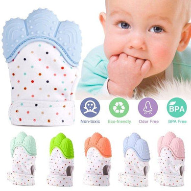 Mittens, Teething (Single) - Kyemen Baby Online