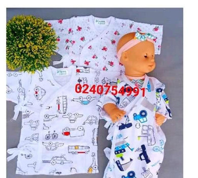 Welcome Suits (6 Pcs) - Kyemen Baby Online