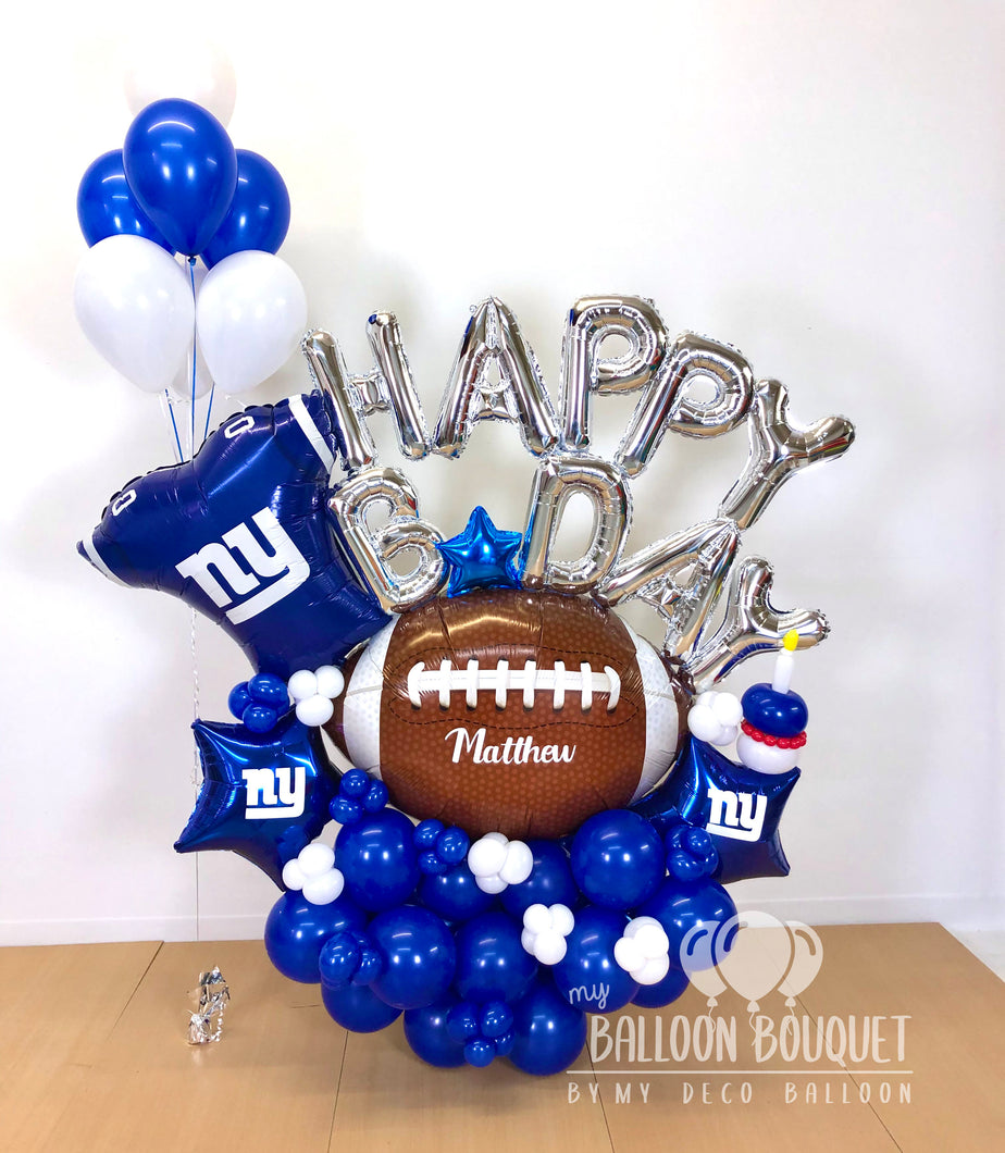 Birthday Bouquets For Him My Balloon Bouquet