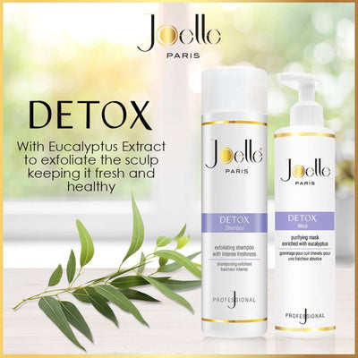 The new Detox range by Joelle Paris – For hair that is fresh and healthy!