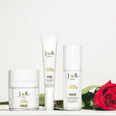 Joelle Paris' Sow White range for a flawless complexion this winter