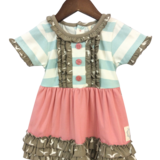 Swanky Baby Vintage Maddie's Fly High Dress