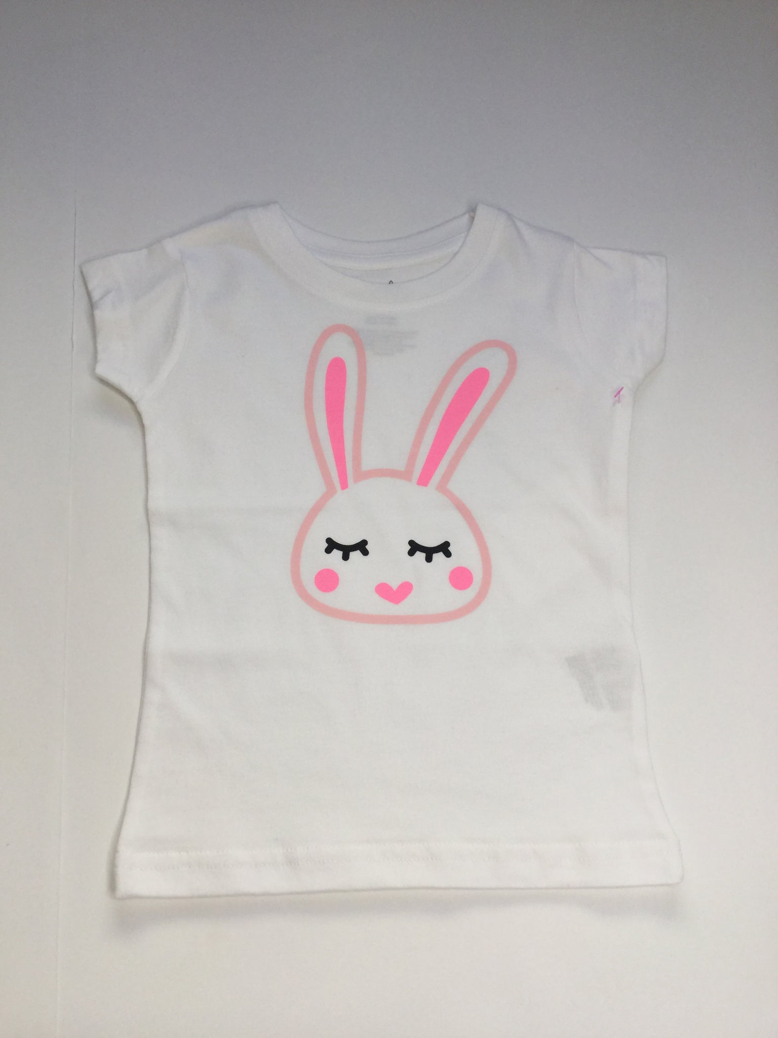 Sweet Bunny s/s T-Shirt White