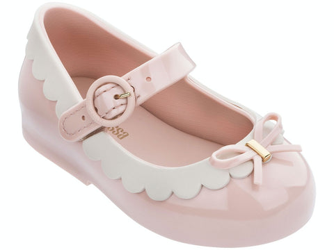 Mini Melissa Pink Beige Sweet Love II