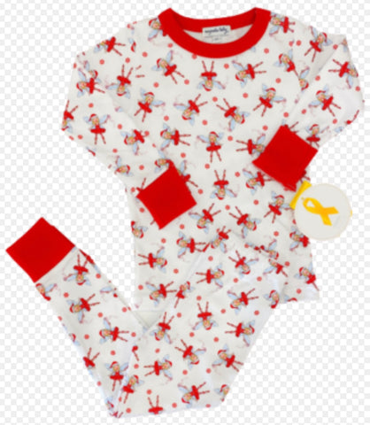 Peppermint Fairies Long Pajama
