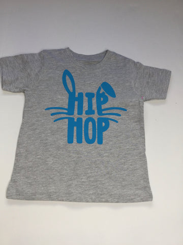 Hip Hop s/s Shirt grey