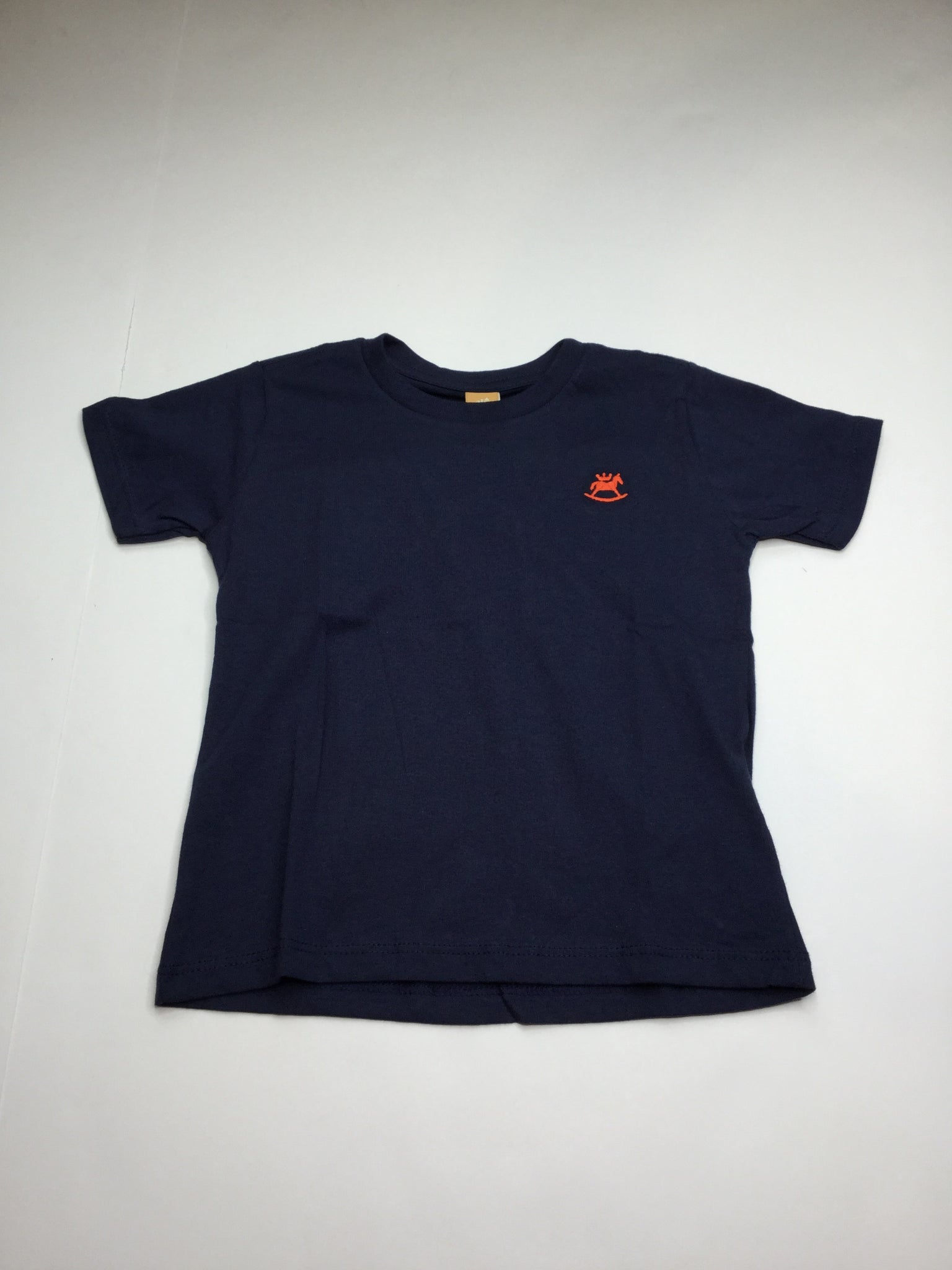 Up Baby Navy Jersey T-Shirt