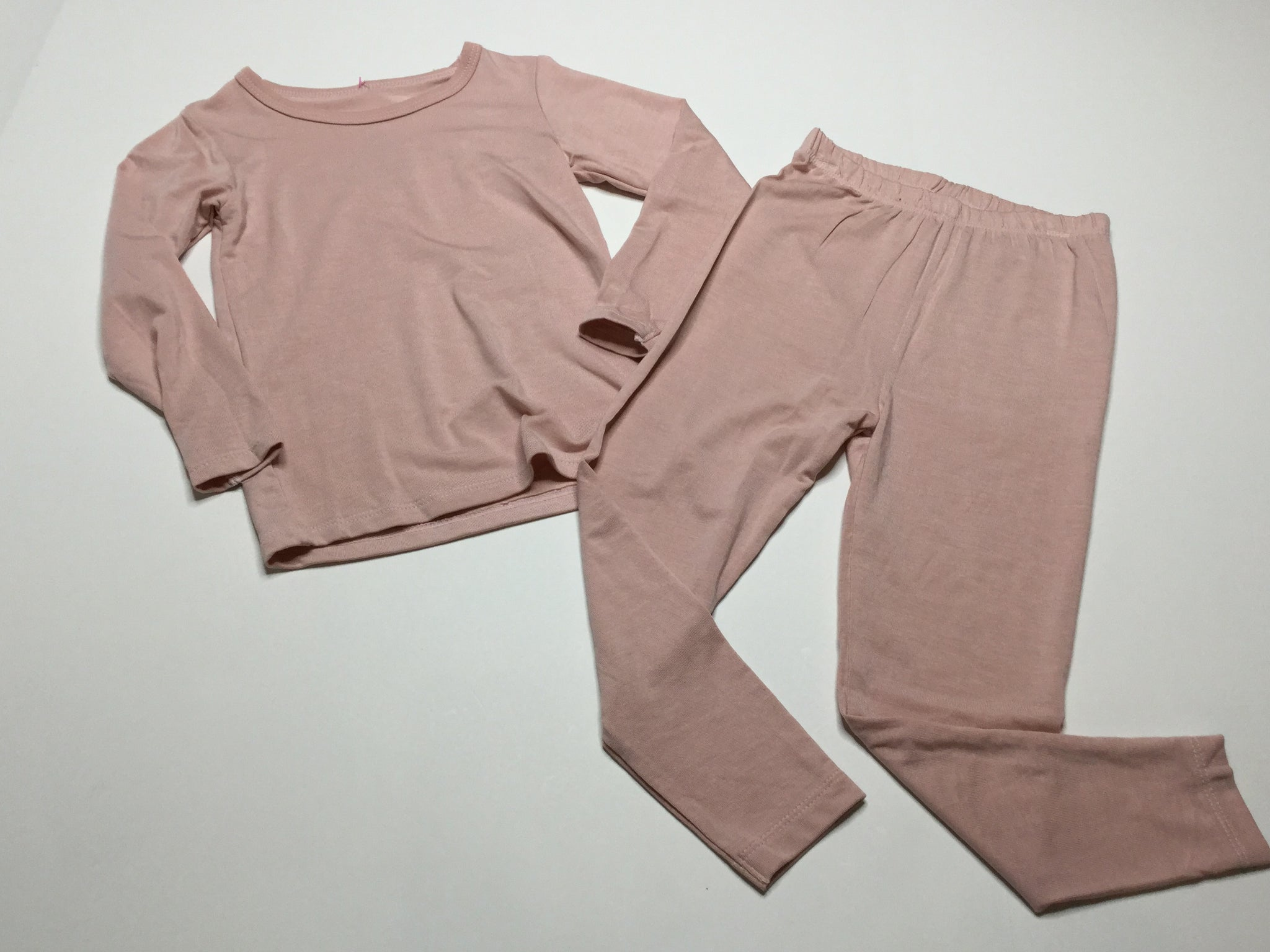 Bestaroo Solid Two Piece mauve