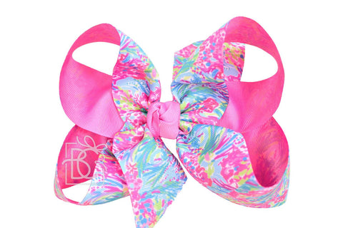 Lilly Hair Bow