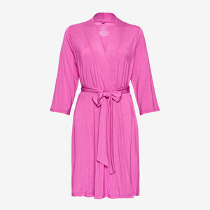 Posh Peanut Mommy Robe - Very Berry