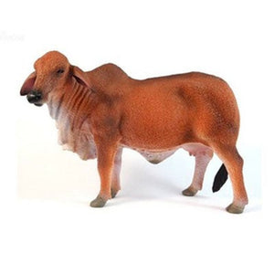 Red Brahman Cow - Collecta