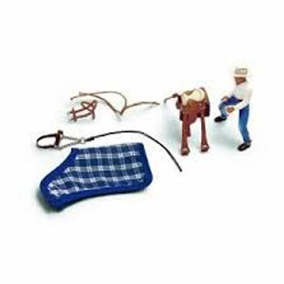 Horses - WR1 Western Riding Set (Schleich)