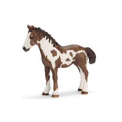 Horses - Pinto Yearling - Schleich