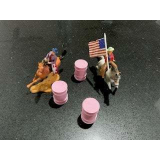 BR1 - Barrel Racing Set