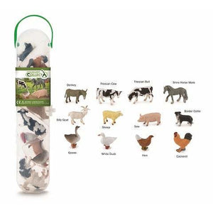 Mini Animals - Farm Collection