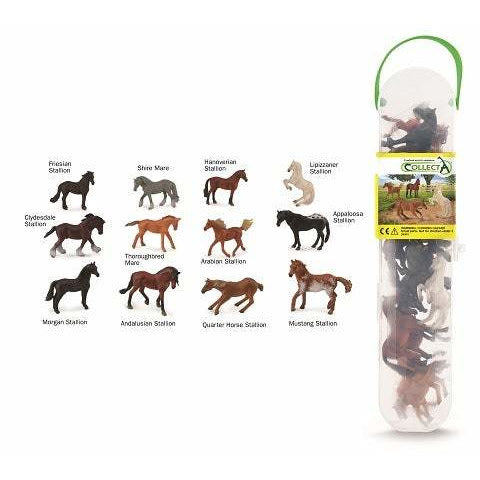 Mini Animals - Horse Collection
